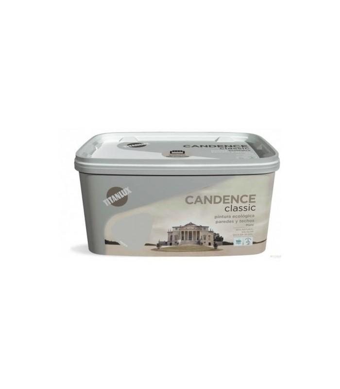 Pintura plástica ecológica Titan Candence 4l