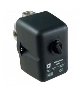 Pressostato para compressor SIL-AIR 15A 26054