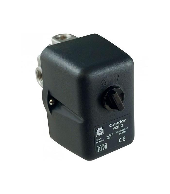 Presostato Compresor SIL-AIR 15A 26054