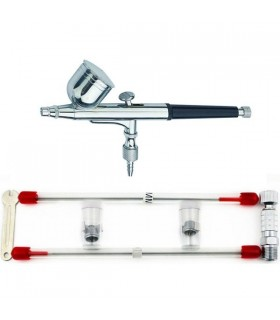 Airbrush Dismoer D-102 with 3 needles