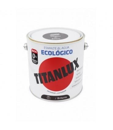 Esmalte ecológico Titanlux acabado brillante 250ml