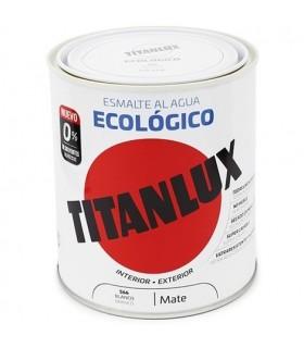 Acabamento mate ecológico do Titanlux