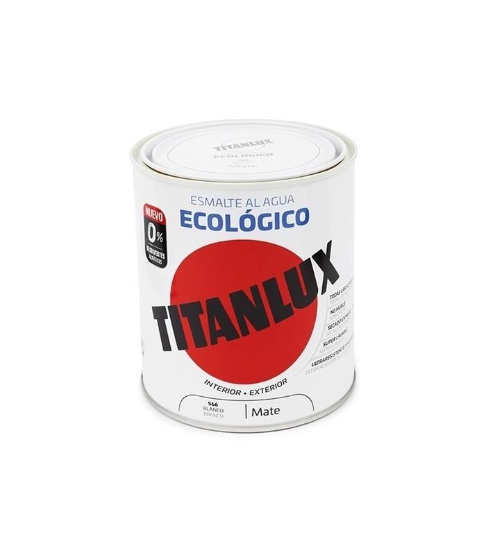 Umweltfreundliches mattes Titanlux-Finish