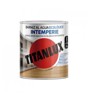 Water-proof varnish in bright weather Titanlux 750ml