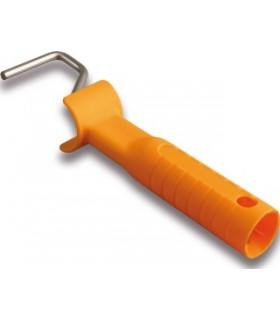 Rod with ergonomic handle 5 cm