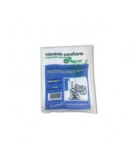 Plástico Cubretodo extrafuerte 4x5m