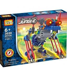 Loz Robot Muriciélago con motor 152 piezas