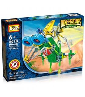 Moteur Loz Robot Pterosaur 119 pièces