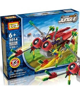 Loz Robot Scorpion con motore 122 pezzi