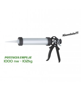 Pistola Cartuchos Tubular 220 mm