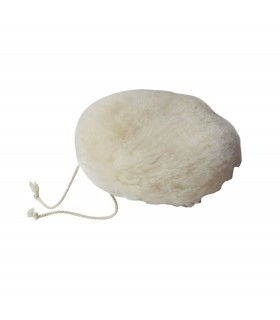 Wool polishing beret 120mm