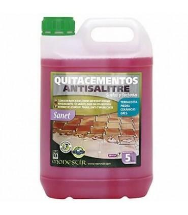 sanet quitacementos antisalitre 5l
