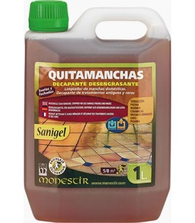 sanigel quitamanchas 1l