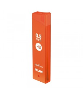 Caixa com 12 minas 0,5 mm HB