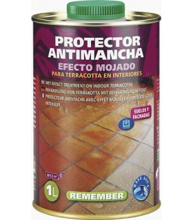N'oubliez pas L'effet Mouillé du Protecteur Anti-Taches