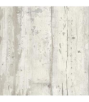 Papier peint aspect bois L10917