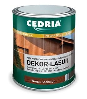 Cedria Dekor Lasur para Água 4L.