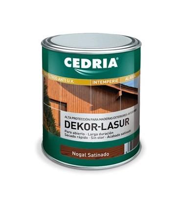 Cedria Dekor Lasur à l'eau 4L.