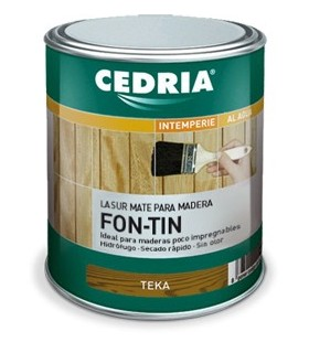 CEDRIA Fon Tin 750ml