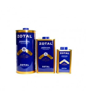 Zotal Desinfectante 870 Ml.