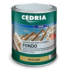 Cedria Fondo blockiert Tannine 4L.