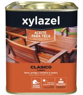 Xylazel Aceite para Teca Clásico 4L
