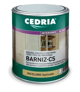 Cedria Barniz CS mate 750ml