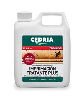 Cedria Matacarcomas ins Wasser 1L.