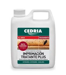 Cedria Matacarcomas ins Wasser 5L.