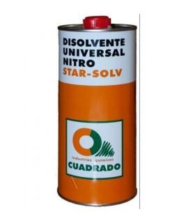 Disolvente universal Cuadrado 1L.