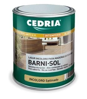 Cedria Barni Sol opaco 4L.