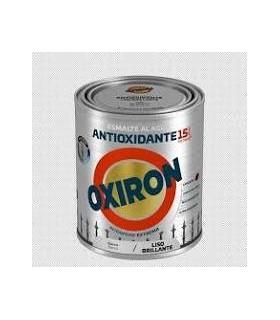 Glattes, wasserglänzendes Oxiron 2,5L.