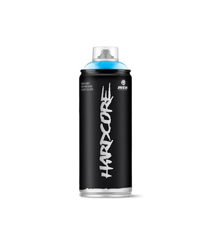 Spray Montana Hardcore2 Blanco y Negro