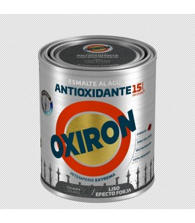 Smooth water-forging effect oxiron 2.5L.