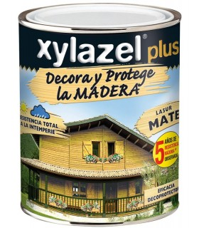 Lasur Xylazel Plus mate 5L.