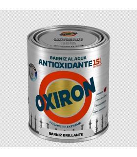 Antirust water-based varnish Oxirón brilliant 750ml