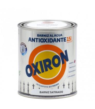 Barniz al agua antioxidante Oxirón satinado 750ml