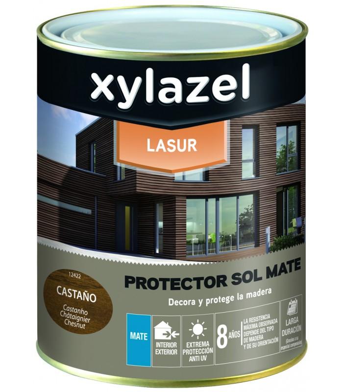 Xylazel Lasur Protector Sol Mate Incoloro
