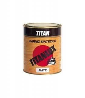 Vernice sintetica opaca Titanlux 4L.