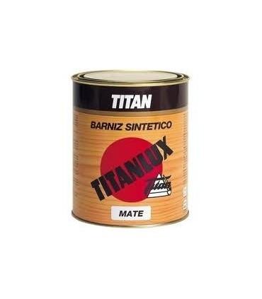 Barniz Sintético Titanlux Mate 4L.