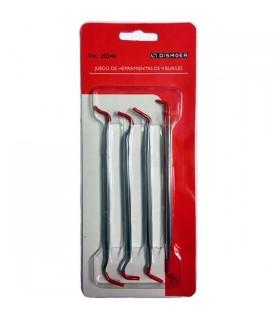 Dismoer Tool Set mit 4 Burins