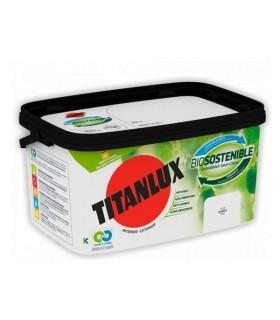 Titanlux Biosostenible blanco 4L.