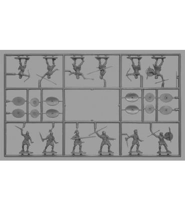 MiniArt Figures Roman infantry III- IVc Scale: 1/72