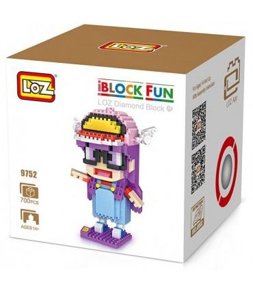Personaje Loz 700 piezas 9752