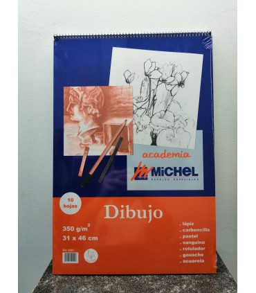 Bloc Dibujo Academia 31x46