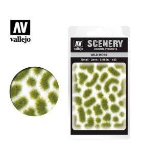 Scenery Wild Moss 2 mm 0,08 in 35u. SC404