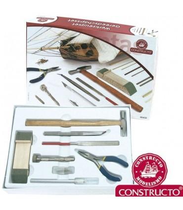 Set di strumenti per la costruzione di modelli Constructo 80450