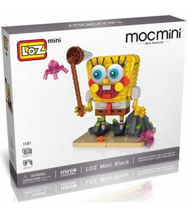 Animazione mini personaggi Loz 505 pezzi 1101