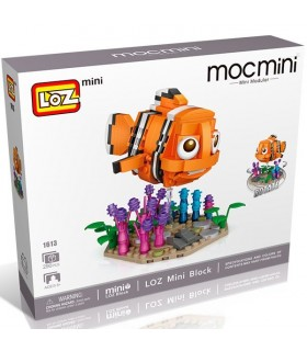 Loz mini animation character 290 pieces 1613