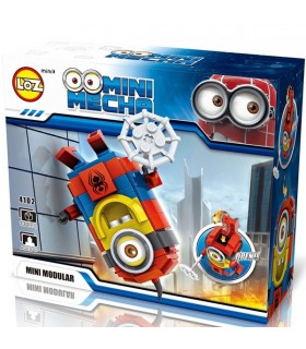 Loz mini personaje animación 130 piezas 4102